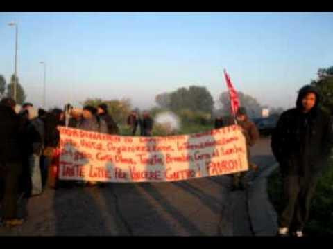 [ROMA]: 24/02 MANIFESTAZIONE NAZIONALE CONTRO SFRUTTAMENTO, RAZZISMO E REPRESSIONE