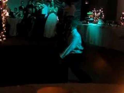 kid dances at wedding (part two)