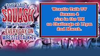Alex Shane Teases More on Wrestle Talk TV Season 4!