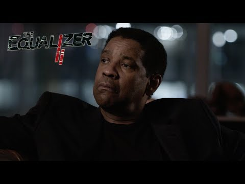 "The Equalizer 2 - NBA Finals Spot #1-""The Pitch""?>"