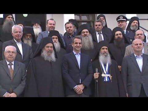 Κ. Μητσοτάκης: Το Άγιον Όρος φάρος ελπίδας για όλους τους Ορθόδοξους