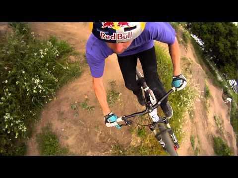 GoPro HD: Biking With Aaron Chase - TV Commercial - You In HD