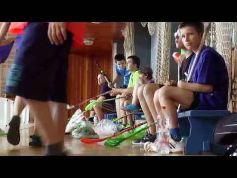 TVS: Strážnice - Florbalový maraton zabavil nejen děti až do půlnoci