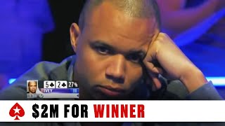 PCA 2013 - $100k Super High Roller Poker, Episode 3 - PokerStars.com