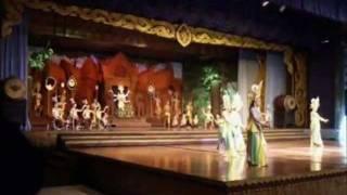 Traditional Thai Music At Noong Nooch