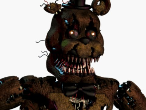 Top 10 facts about nightmare freddy five nights at freddy s 4 fnaf