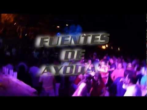 VI Festival Remember de Fuentes de Ayódar. Videoflyer