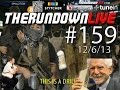 The Rundown Live #159 Mall Cop & Fake Grenade, Terror Drill, Weather War