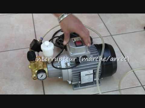 comment reparer nettoyeur haute pression