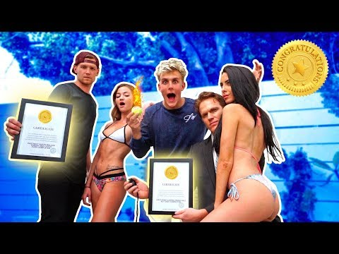 WE BROKE 8 GUINNESS WORLD RECORDS IN 1 DAY Official Judge