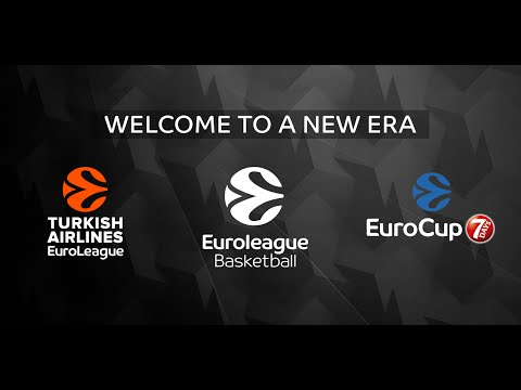 Euroleague Basketball presents new brand identity