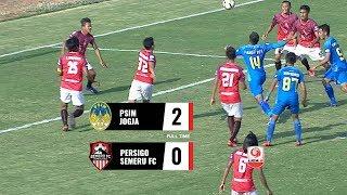 Video [Pekan 18] Cuplikan Pertandingan PSIM Jogja vs Persigo Semeru FC, 24 September 2018 MP3, 3GP, MP4, WEBM, AVI, FLV September 2018