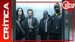 Vimos os primeiros episódios do aguardado evento Marvel pela Netflix! Aproveite as promoções de quadrinhos: http://amzn.to/2rvanC2 ...