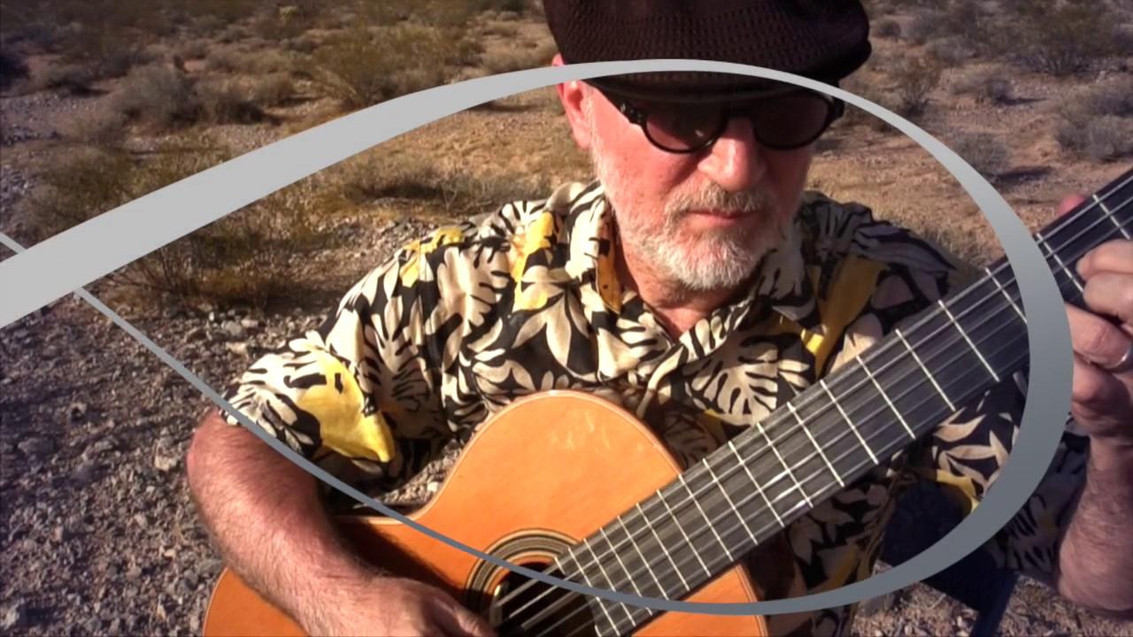 Scarborough Fair (Traditional) – Michael Lucarelli, classical guitar