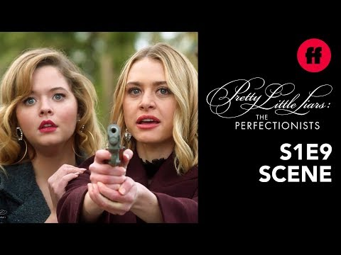 Pretty Little Liars: The Perfectionists | Season 1, Episode 9: Taylor Shoots Jeremy | Freeform