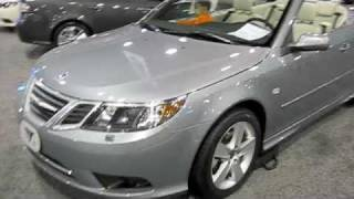 2009 Saab 9-3 2.0T Convertible In Depth Interior And Exterior Overview