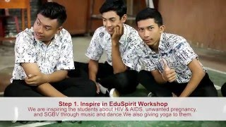 2015 - EduSpirit Workshop AYO! Kita Bicara HIV & AIDS (AYO UBUD)