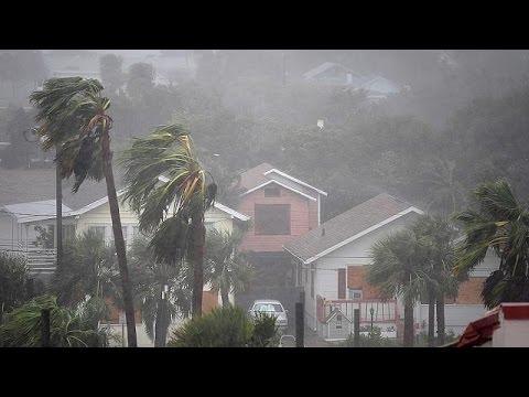 Ο τυφώνας Μάθιου σάρωσε τις ακτές της Φλόριντα-Μία νεκρή γυναίκα