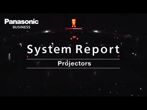 Panasonic Projector: Case study | Fumin Kyosai Super Arena
