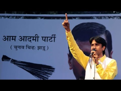 debate - A livid BJP has threatened to take legal action against Aam Aadmi Party leader Kumar Vishwas for his allegation that a BJP MP had approached him to defect to the saffron party and help in governmen...