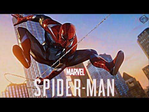 Spider-Man PS4 - New DLC Suit Revealed! (видео)