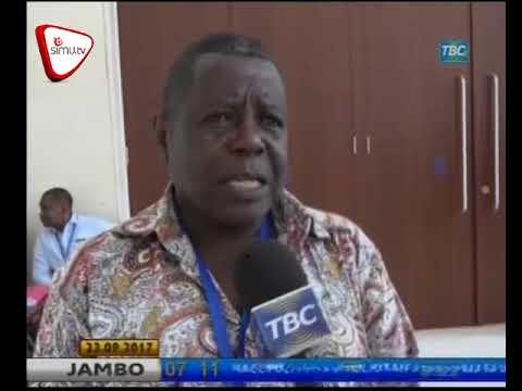 Waziri wa Ujenzi, Uchukuzi na Mawasiliano Mh. Prof. Makame Mbarawa atoa wito kwa Baraza la Taifa la Ujenzi