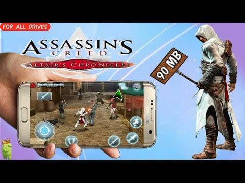 Assassin's Creed ALTAIR's CHRONICLES FULL GAME FOR ALL DRIVES