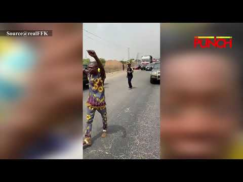 DSS, Police Attempt To Arrest Sunday Igboho On Ibadan-Lagos Expressway | Punch