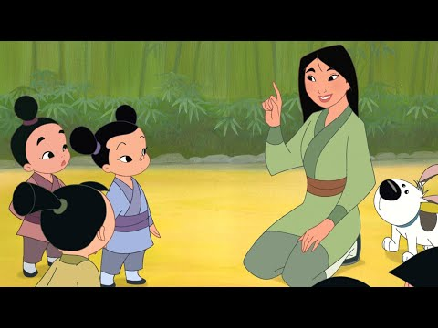 ❤️Mulan 2  full movie in Hindi dubbed ❤️ New movie 2020/Disney channel