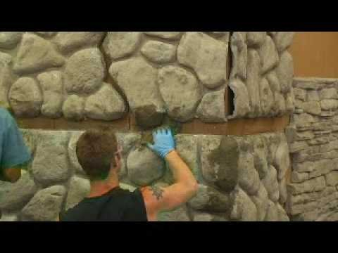 DIY 3 Day class on fauxrock panels - video 1.21