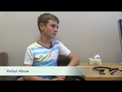 Conducting a Quick Screen for Trauma - Child Interview