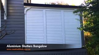 Aluminium Shutters Bangalow