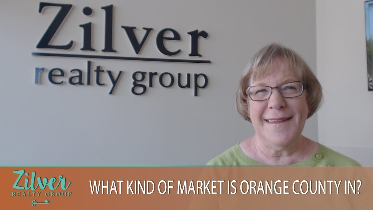 Does the Orange County Market Benefit Buyers or Sellers?