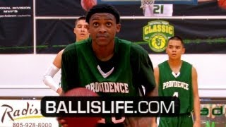 15 Year Old Marcus LoVett 9th Grader Has GAME Beyond His Years! Best Player In Class of 2015!?