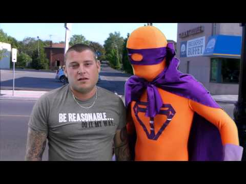 Niagara Ink - Episode 6 - The Adventures of Tattman! L.A. Ink type spoof