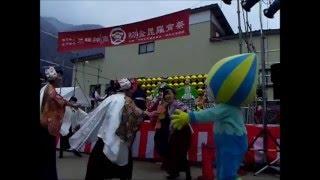 ミナモ、よさこいの総踊りに参加!!
