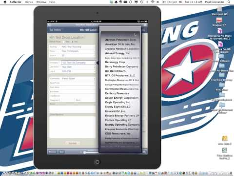 FileMaker Web Seminar: Getting rid of Paper-based Processes