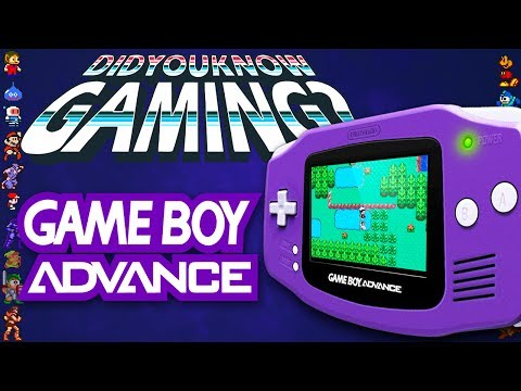 "Game Boy Advance - Did You Know Gaming? (2017) - ""a complete history of the development of the gameboy advance hardware and software"" [8:54]"