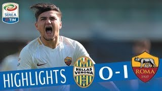 Video Verona - Roma 0-1 - Giornata 23 - Serie A TIM 2017/18 MP3, 3GP, MP4, WEBM, AVI, FLV Februari 2018