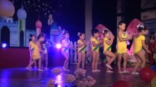 AEROBIC: THE SAILOR SONG- TRƯỜNG MẦM NON KITTY HẢI PHÒNG