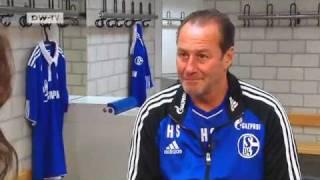 Und jetzt: Huub Stevens, Trainer Schalke | Kick off!