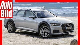 Zukunftsaussicht: Audi A6 allroad quattro (2019) by Auto Bild