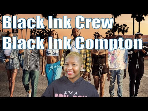 Black Ink Crew S8 Ep.10/ Black Ink Compton Ep.10 REVIEW