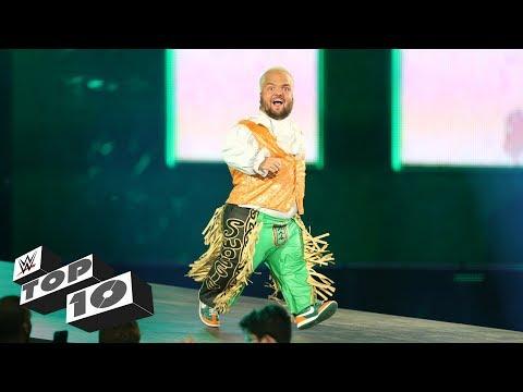 Biggest Royal Rumble surprise appearances: WWE Top 10, April 28, 2018 (видео)