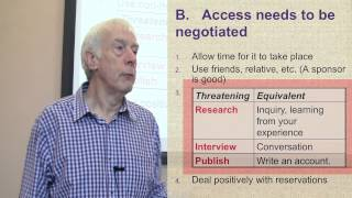 Practical Issues Of Social Research Part 1 Of 3 On Practical Issues And Ethics