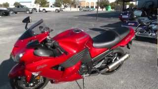 8. Used 2010 Kawasaki ZX14 Motorcycle For Sale