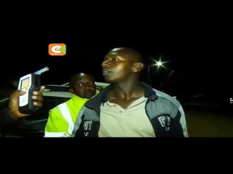 President Kenyatta orders NTSA off the roads (видео)
