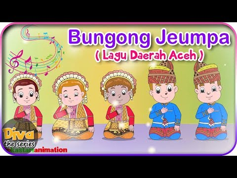 Bungong Jeumpa (Bunga Cempaka) | Diva Bernyanyi | Diva The Series Official Mp3