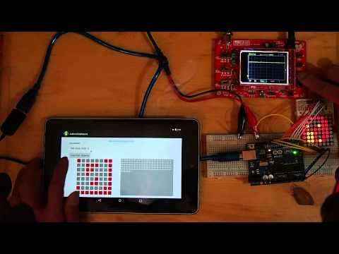 Communication Between Arduinos Using IC James
