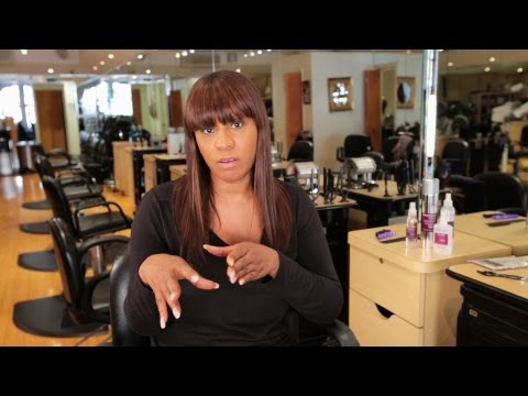 Synthetic Weave vs. Human Hair Weave | Black Hairstyles